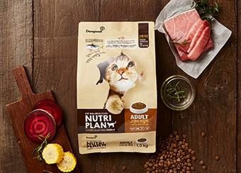뉴트리플랜 고양이 - 어덜트 1.5KG