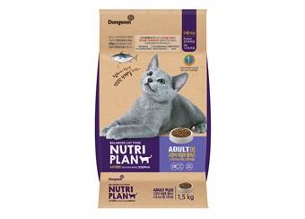 뉴트리플랜 고양이 플러스  - 어덜트 1.5KG
